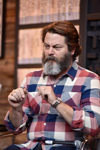 Nick Offerman (Michael Loccisano/Getty Images)