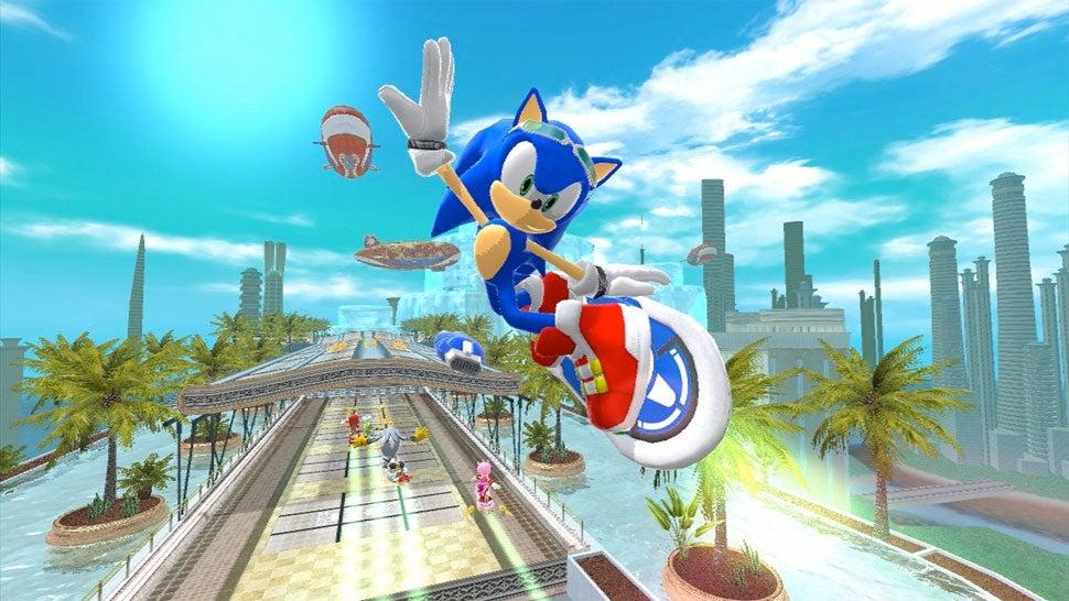 Free Sonic - фото 6