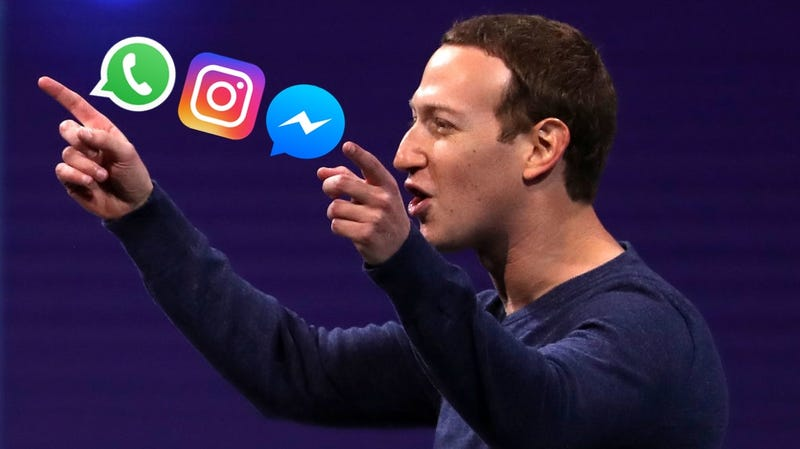 Illustration for article titled Mark Zuckerberg ordena unificar WhatsApp, Instagram y Facebook Messenger para finales de 2019