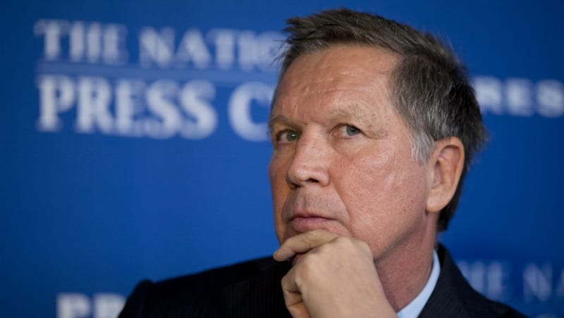 Illustration for article titled Small Government John Kasich Wants to Start New Government Agency Promoting 'Judeo-Christian Values'