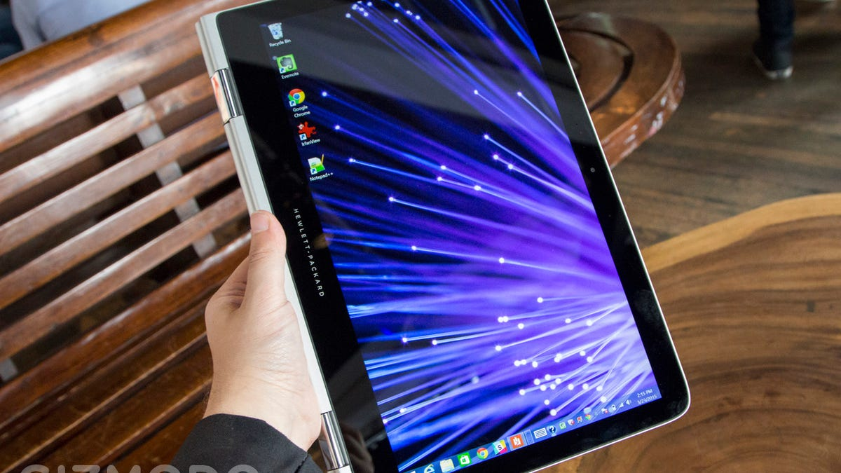 HP Spectre x360 Review: My New Favorite Backflipping Windows Laptop