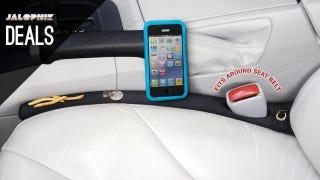 Illustration for article titled Deals: Ingenious Seat Gap Filler, Parking Mat, Dashcam, Mario Kart 8