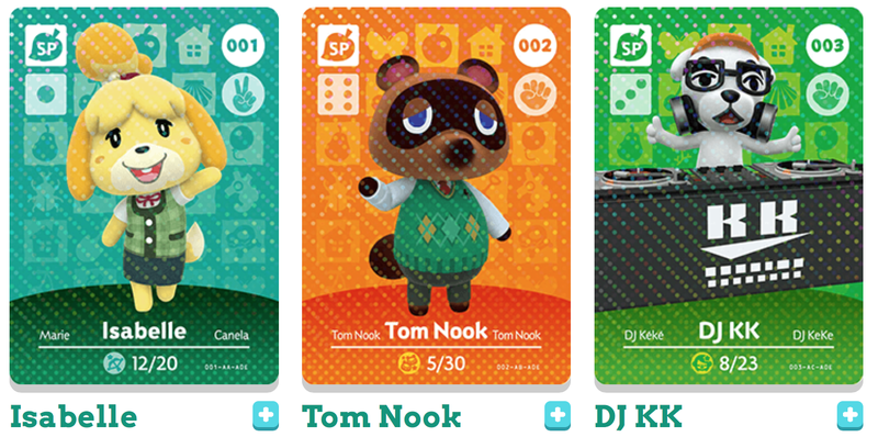 Illustration for article titled Animal Crossing Amiibo Cards Hype Train Starts Here!
