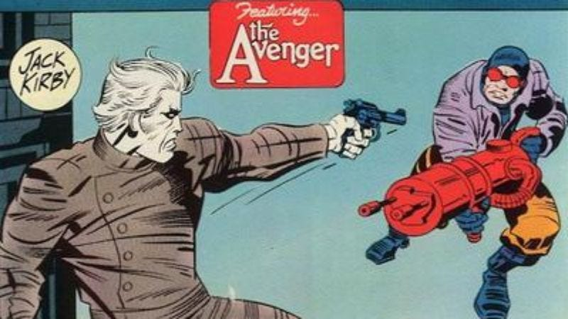 """Illustration for article titled The CW is developing a """"biopunk"""" version of 1930s pulp series The Avenger"""