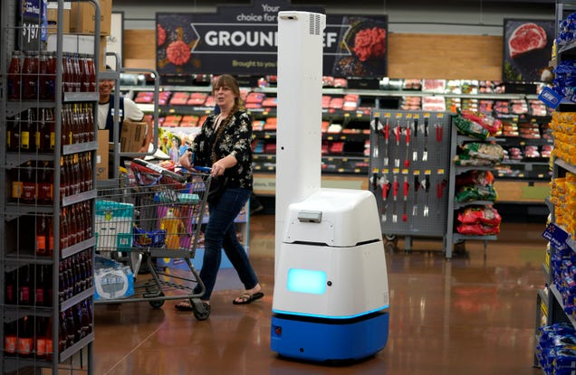 Walmart To Continue Exploiting Human Workforce Instead of Robot One