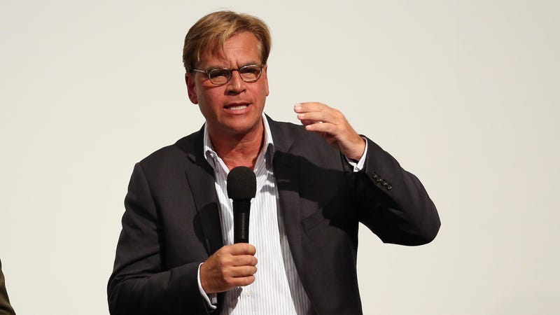Illustration for article titled Aaron Sorkin Defends His Approach to Writing Female Characters at Steve Jobs Screening