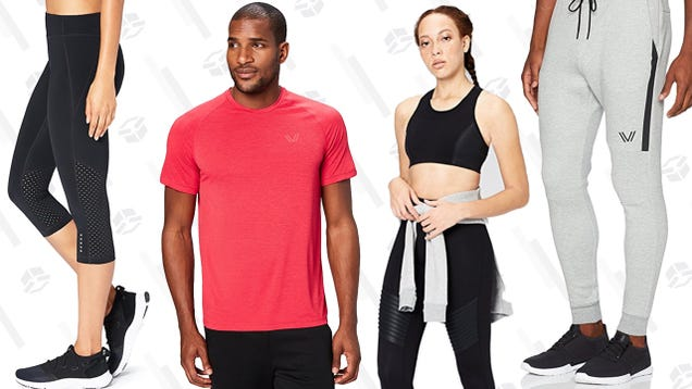 Prime Members Can Save Big On Amazon's New Activewear Lines, Today Only