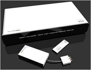 Illustration for article titled AircordAV Wireless 1080p Box