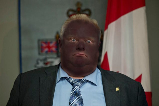 here s rob ford drunkenly jabbering in a jamaican accent