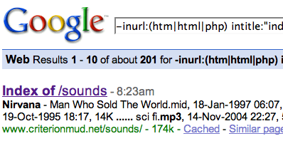 Top 10 Obscure Google Search Tricks