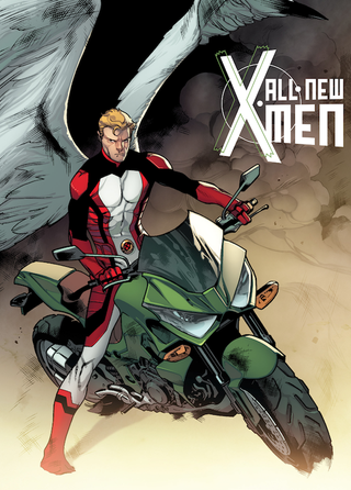 Illustration for article titled All New X-Men #29 Wins The Day, For Now At Least (Spoilers)
