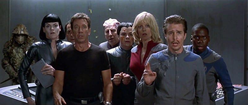 Illustration for article titled La parodia de Star Trek Galaxy Quest tendrá su propia serie de TV
