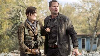 Fear the Walking Dead, not pictured: the walking dead.