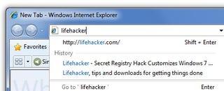 Illustration for article titled Get Firefox's Ctrl+L Shortcut in Internet Explorer
