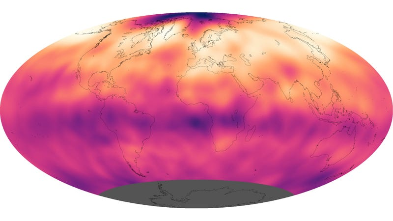 Illustration for article titled IPCC Report: Humans are the 'dominant cause' of global warming