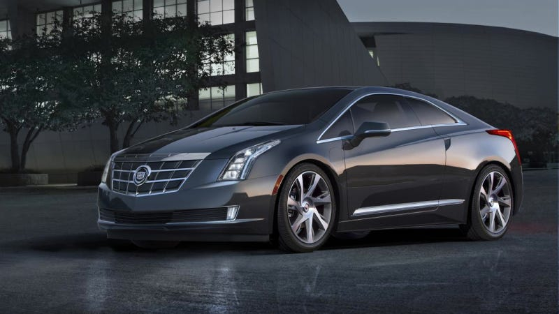 Illustration for article titled Cadillac ELR Sales To Begin In January