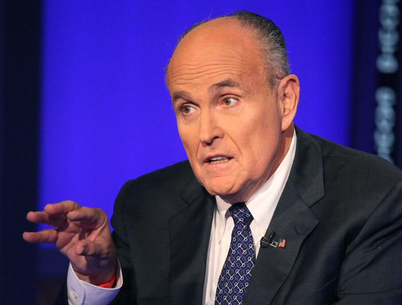 Illustration for article titled Rudy Giuliani Backtracks On Previous Statements Referring To 9/11 As Tragedy