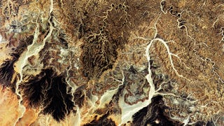A Satellite's First Look at Earth Has a Stunning Photo of the Sahara