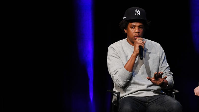 Shawn 'Jay-Z' Carter speaks onstage during the launch of The Reform Alliance on January 23, 2019 in New York City.