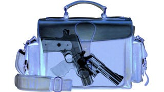 Illustration for article titled Airline Employee Caught Smuggling Guns On Flights As Carryons