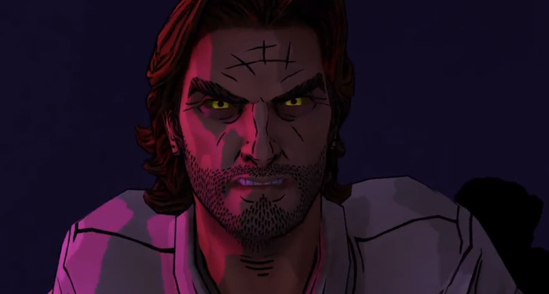 Illustration for article titled Fables: The Wolf Among Us Episode Four Trailer