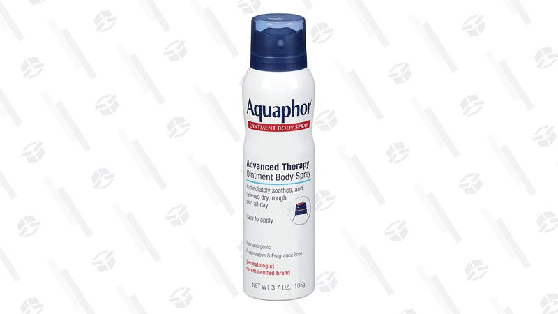 Aquaphor Ointment Body Spray | $8 | Amazon | Clip the 20% off coupon