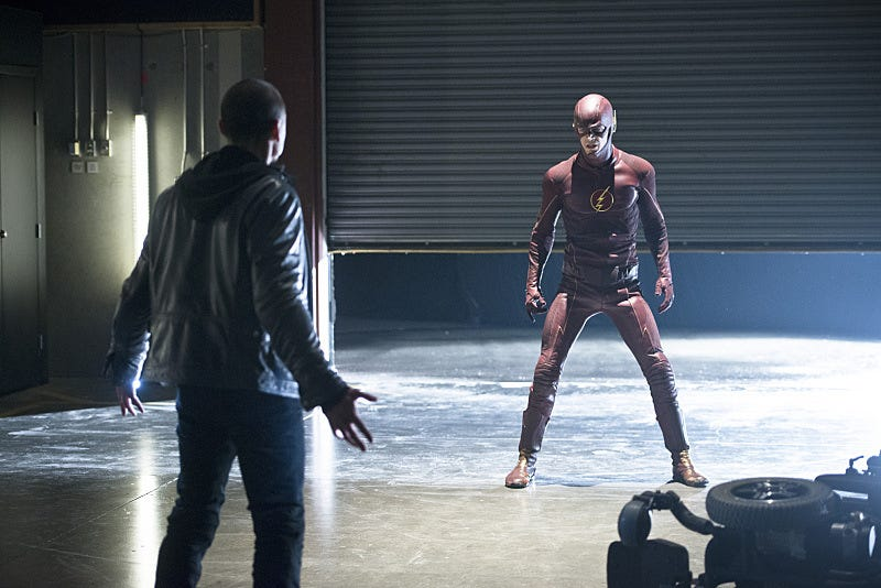 Illustration for article titled The Harrison Wells Mystery Deepens In A Charged Episode Of The Flash