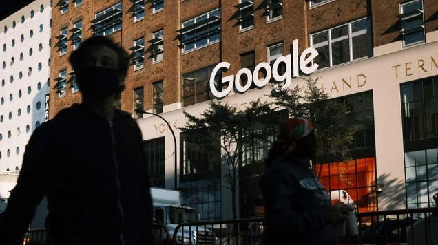 Google s Return to the Office Pushed Back As Covid-19 Cases Rise Again