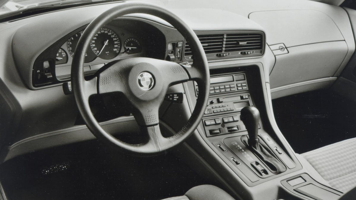 The 8 Series Was One Of Bmws Best Failed Experiments
