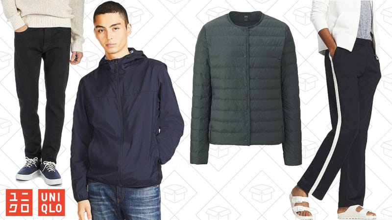 Free shipping on all orders | Uniqlo