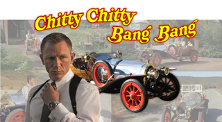Illustration for article titled James Bond and Chitty Chitty Bang Bang were created by the same person