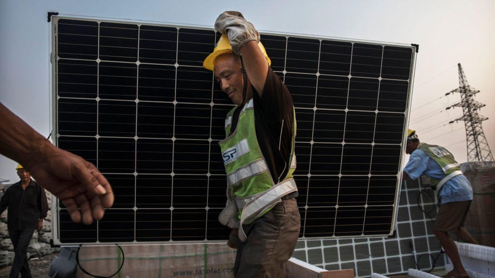 Here S How Solar Panels Work