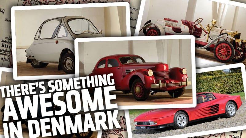 Illustration for article titled Amazing Danish Auction Is Amazing