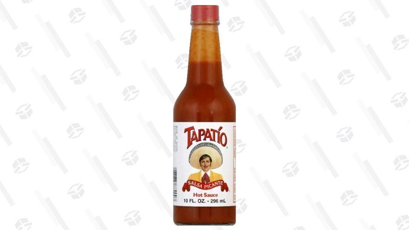 Tapatio Hot Sauce 5 oz. | $1 | Amazon