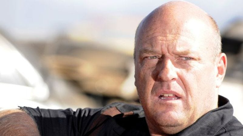Illustration for article titled Breaking Bad's Dean Norris will star in thatUnder The Dome series