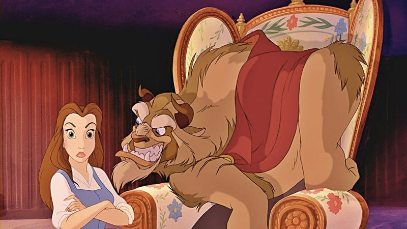 Illustration for article titled Disney's Making A Live-Action Beauty And The Beast, We Have Questions
