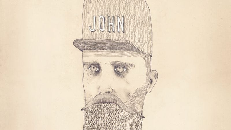 Illustration for article titled Exclusive: Listen to a new track by Frightened Rabbit frontman Scott Hutchison