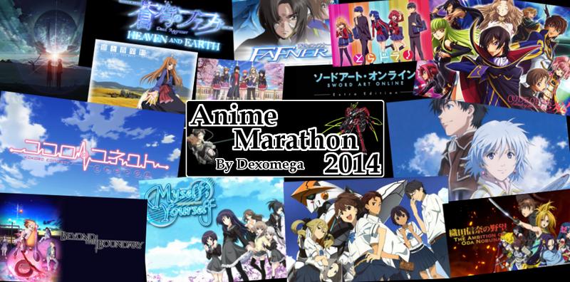 Illustration for article titled Anime Marathon Recap: January/February 2014