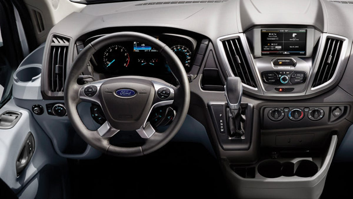 transit ford watch the new