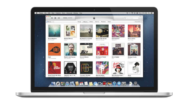 Illustration for article titled iTunes 11 Arrives With a Streamlined Look and New Features