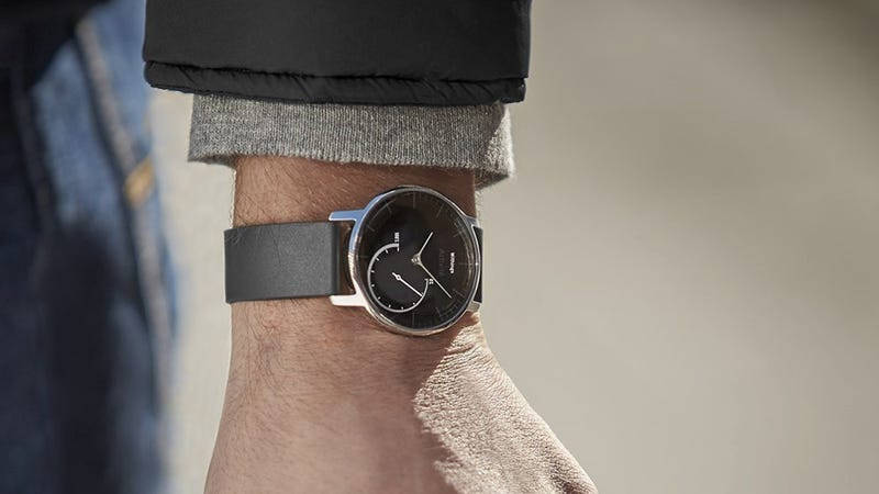 Withings Activité Steel   $75   Amazon