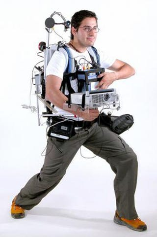 Illustration for article titled VideoMan Rig Turns You Into the Most Annoying Guy Around Instantly
