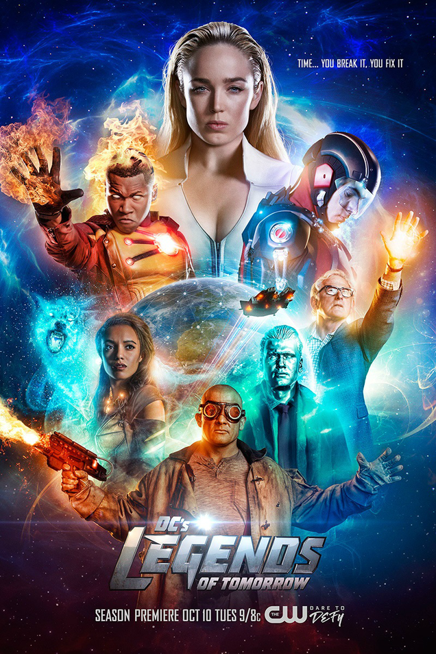 Illustration for article titled Legends of Tomorrow Season 3 Review
