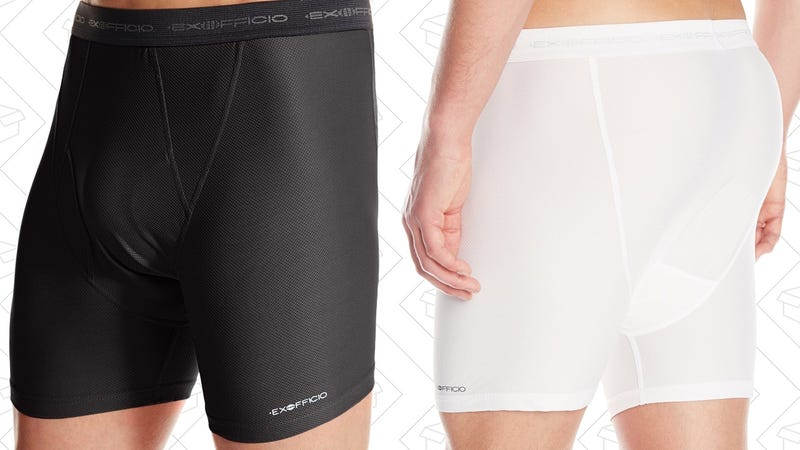 ExOfficio Give-N-Go Boxer Briefs, $14