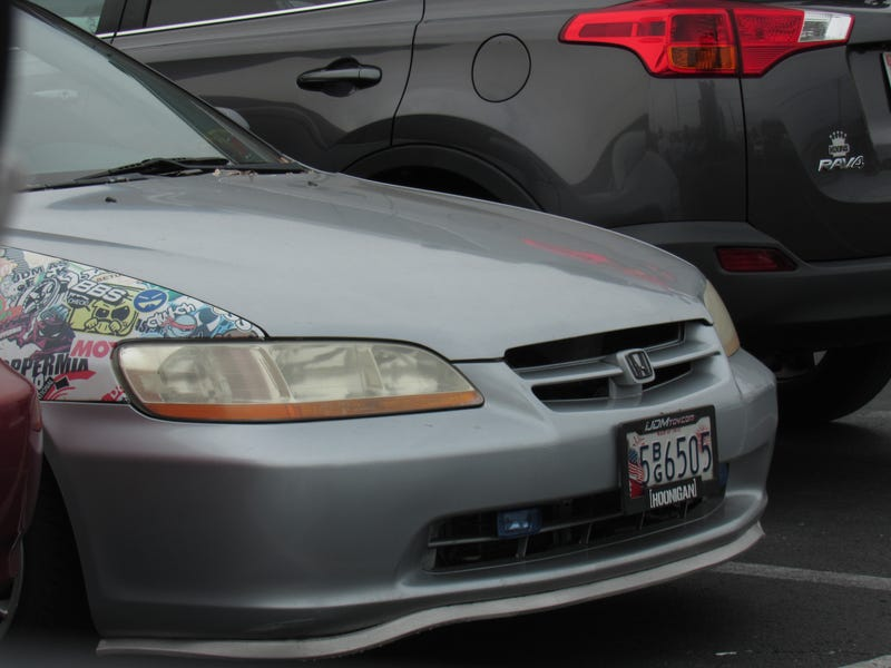 Illustration for article titled Hello OPPO, Have This Picture Of A Random Accord I Took