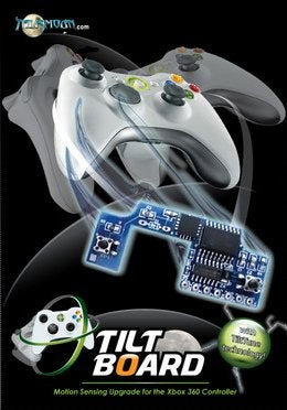 Illustration for article titled Xbox 360 Motion Sensing Controller Gets an Update