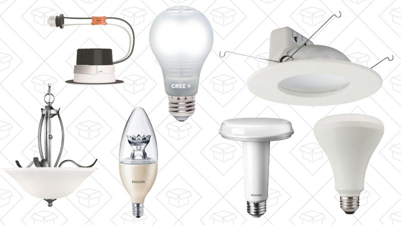 Home Depot Lighting Sale