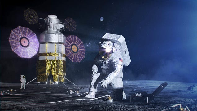 Check Out NASA s Look for the Next Lunar Landing