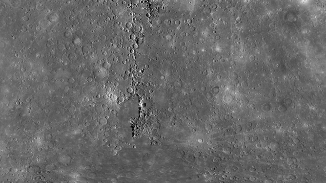 Planet Mercury Has Solid Inner Core About the Same Size as Earth's