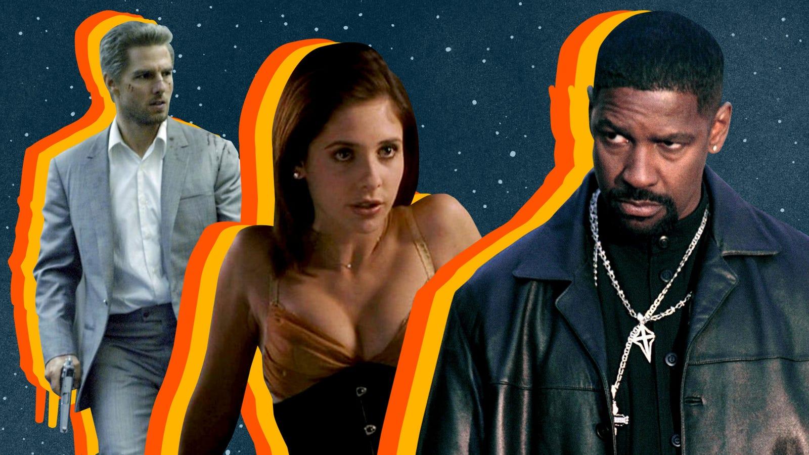 Heel turns: 23 movie stars cast against type as villains